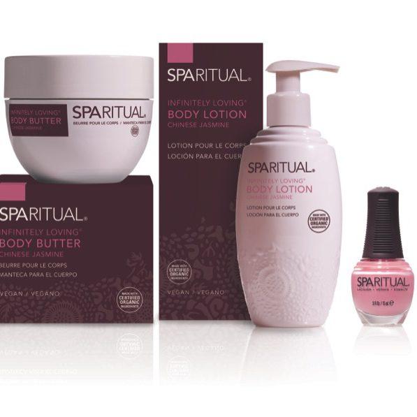 spa ritual infinity loving