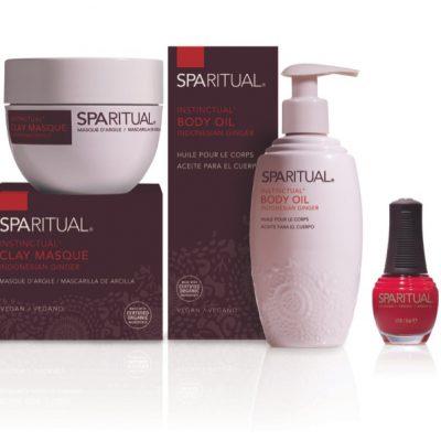 spa ritual instinctual