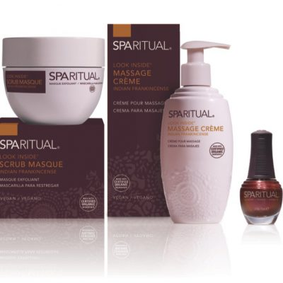 spa ritual look inside