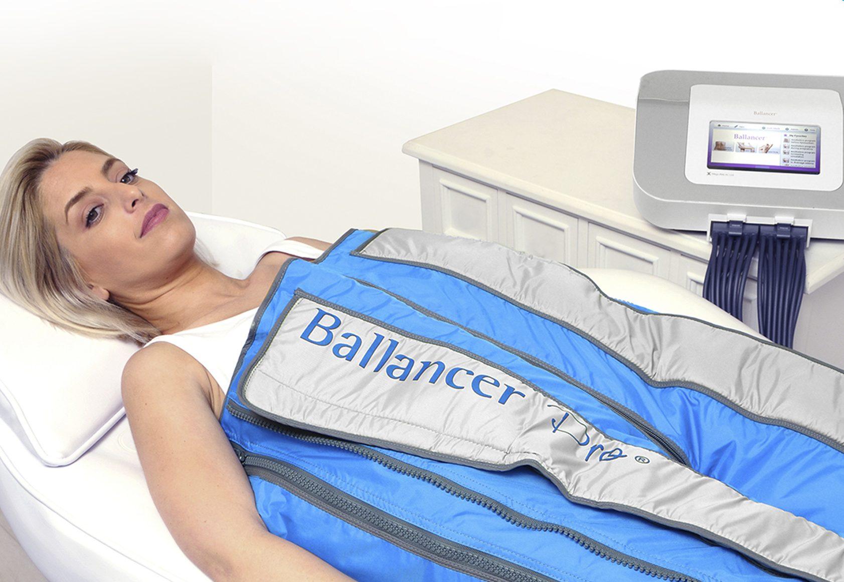 ballancer presoterapia aparatología estética para centros